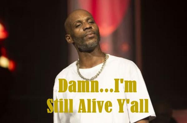DMX Manager Steve Rifkind Confirms 'He's Still Alive'