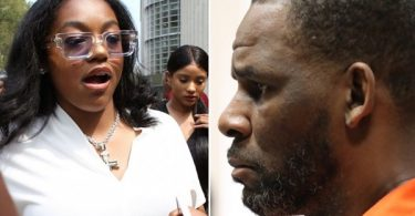 R. Kelly Associate Pleads Guilty to Torching Azriel Clary Car