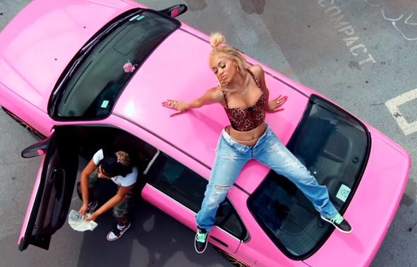 Saweetie Drops New Summer Anthem 'Risky' Video Aka Pretty B---H Summer