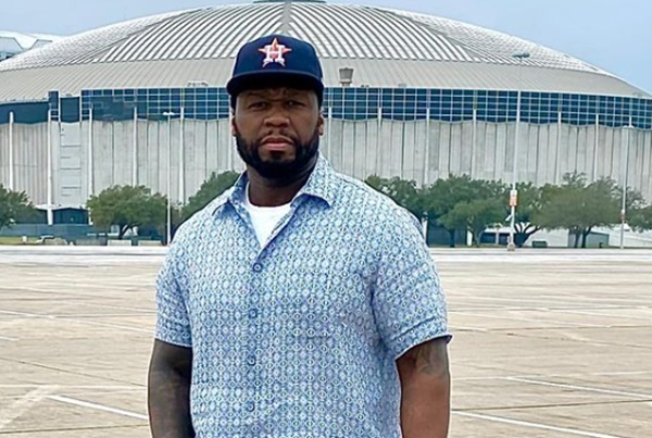 50 Cent Officially Moves to Houston Texas