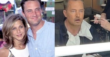 """""""Friends"""" Reunion Trailer Sparks Worry For Matthew Perry's Health"""