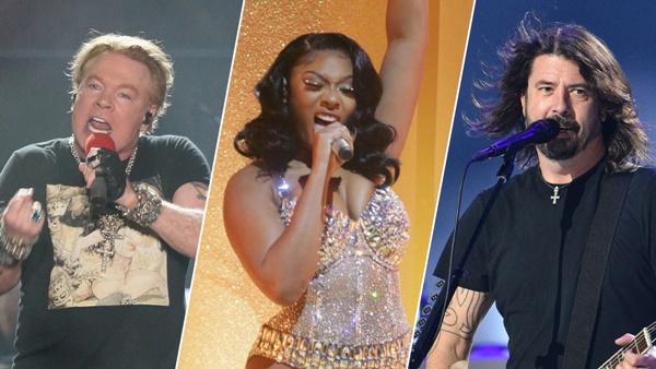 BottleRock 2021 Lineup: Guns N' Roses; Foo Fighters + Megan Thee Stallion