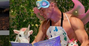 Channing Tatum Releases Children's Book Inspired By Daughter