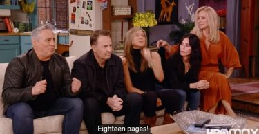 Friends Reunion: HBO Max Finally Shares Trailer