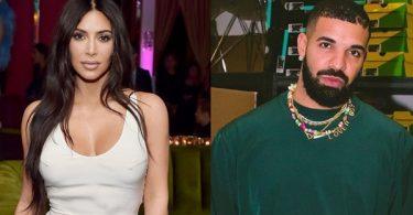 Are Drake & Kim Kardashian Are Hooking Up