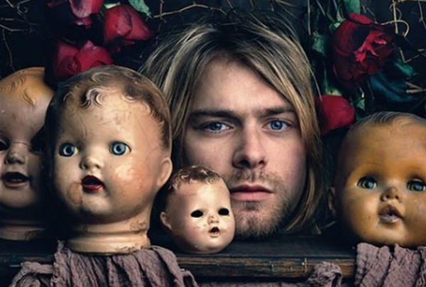 Kurt Cobain's Final Photoshoot Being Sold As An NFT