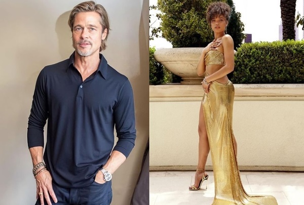 Is Brad Pitt Dating Andra Day Since He Won Joint Custody In Divorce