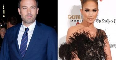 "Jennifer Lopez + Ben Affleck Are Back Looking ""Very Happy"""