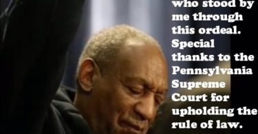 Bill Cosby Defiantly Proclaims His Innocence Following Release!