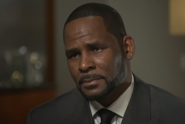R. Kelly Allegedly Accusing Gayle King Double Crossed Him