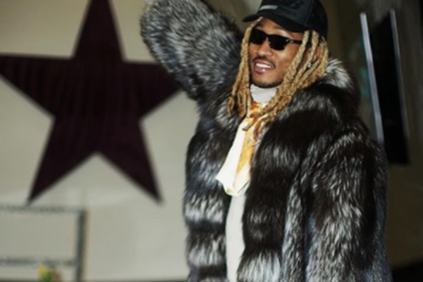 Future Allegedly Has THREE More Babies Coming By White Chicks