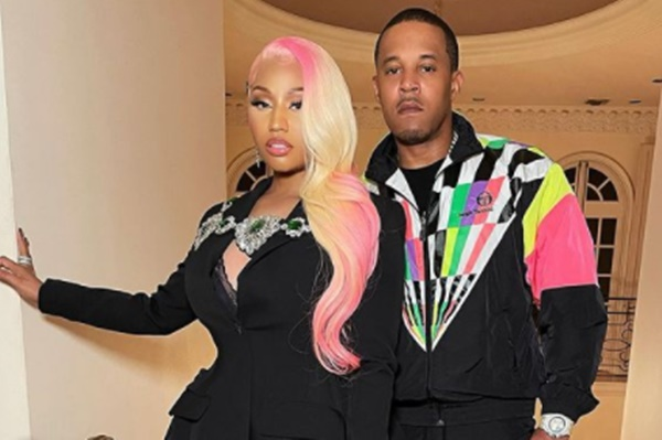 Nicki Minaj + Husband Sued By Kenneth Petty's Attempted Rape Victim
