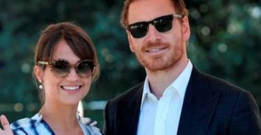 Alicia Vikander Confirms Secretly Having A Baby with Michael Fassbender