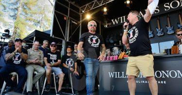 BottleRock Culinary Stage: Celebrity Chef Guy Fieri & Voltaggio