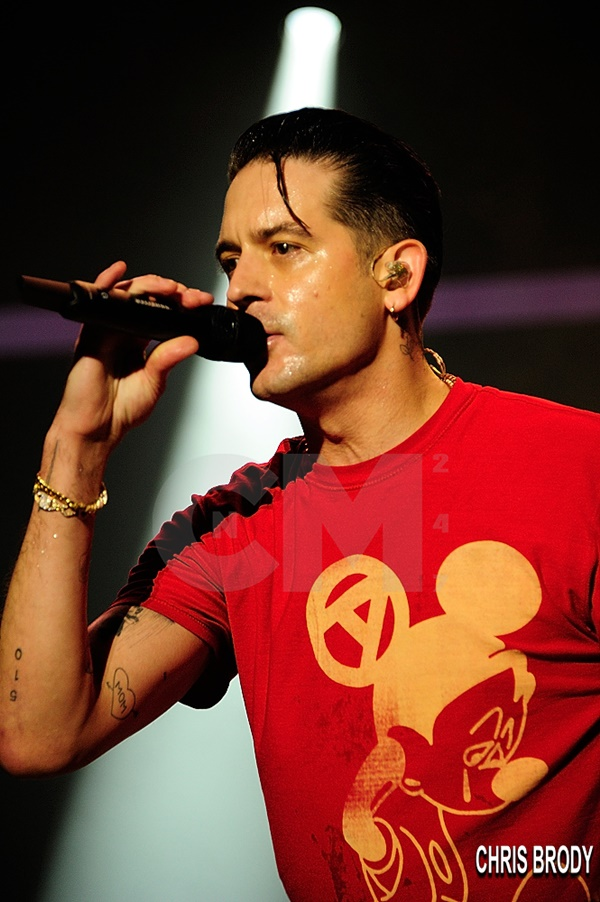BottleRock 2021: G-Eazy Takes Over The Version Stage