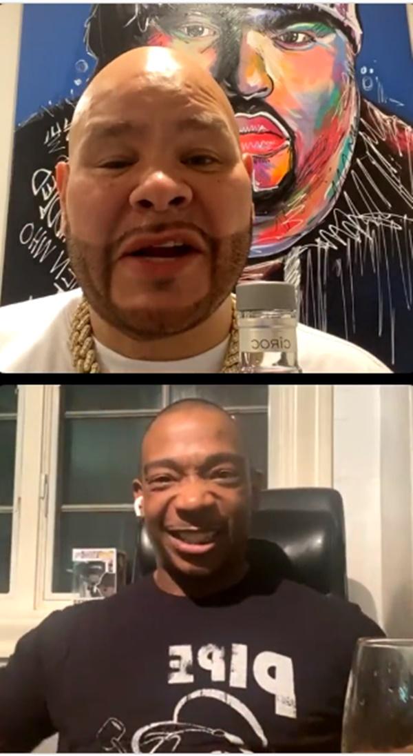Fat Joe Recaps Verzuz Against Ja Rule