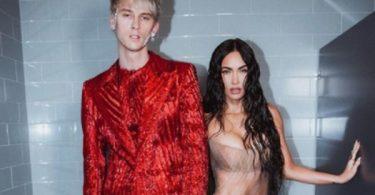 Megan Fox SLAYS Wearing See Through Mesh Dress at VMA