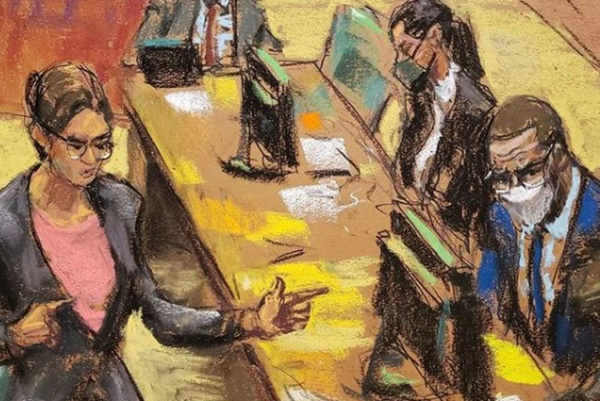 Prosecutors Paint R. Kelly As A Portrait of a Predator