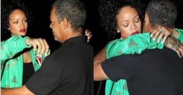 Rihanna Drops Lawsuit Against Father Ronald Fenty