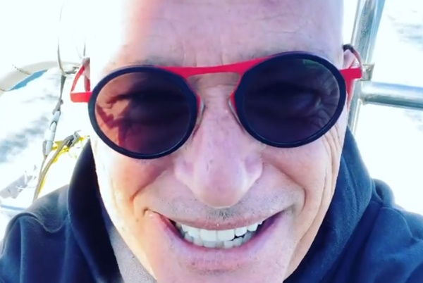 Howie Mandel Back Home After Being Rushed to Hospital