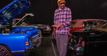 Snoop Dogg Involved In Car Accident